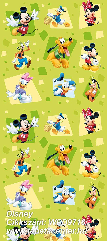 állatok,geometriai mintás,gyerek,fekete,piros-bordó,sárga,zöld,gyengén mosható,vlies tapéta