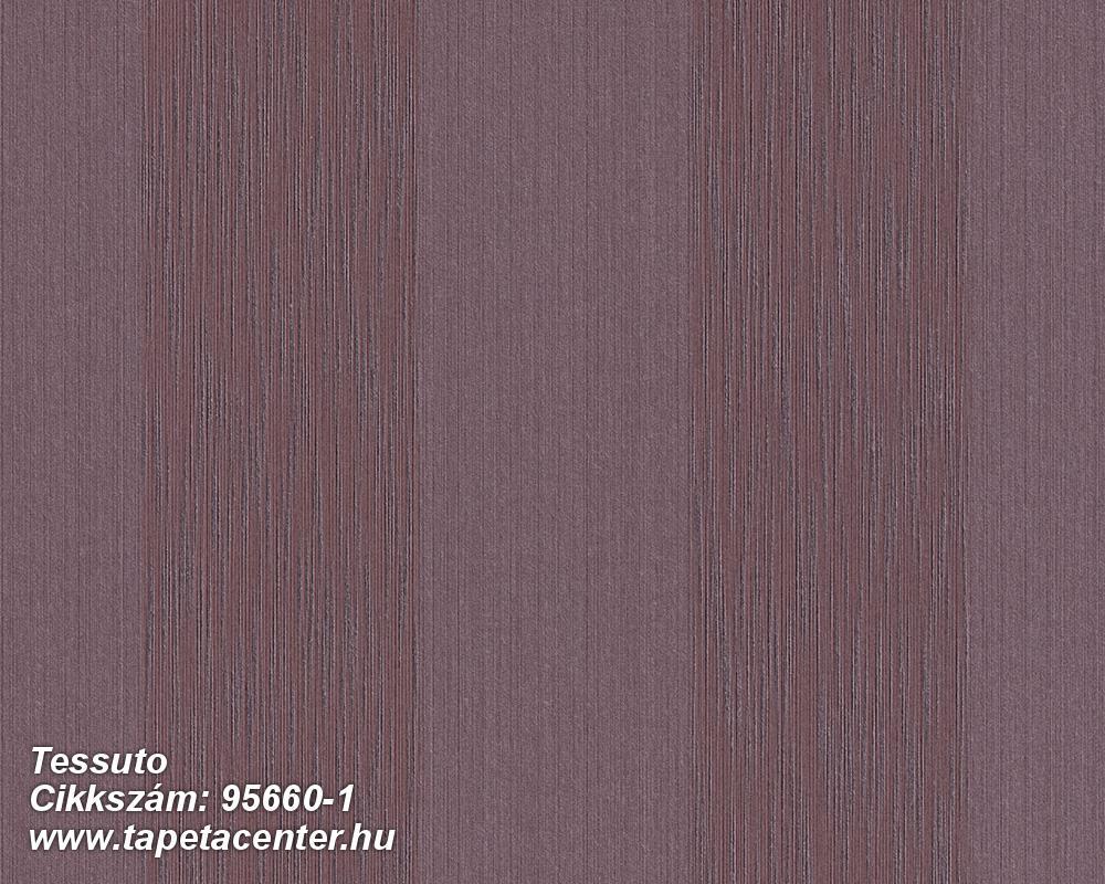 Csíkos,különleges motívumos,valódi textil,lila,piros-bordó,gyengén mosható,illesztés mentes,vlies tapéta
