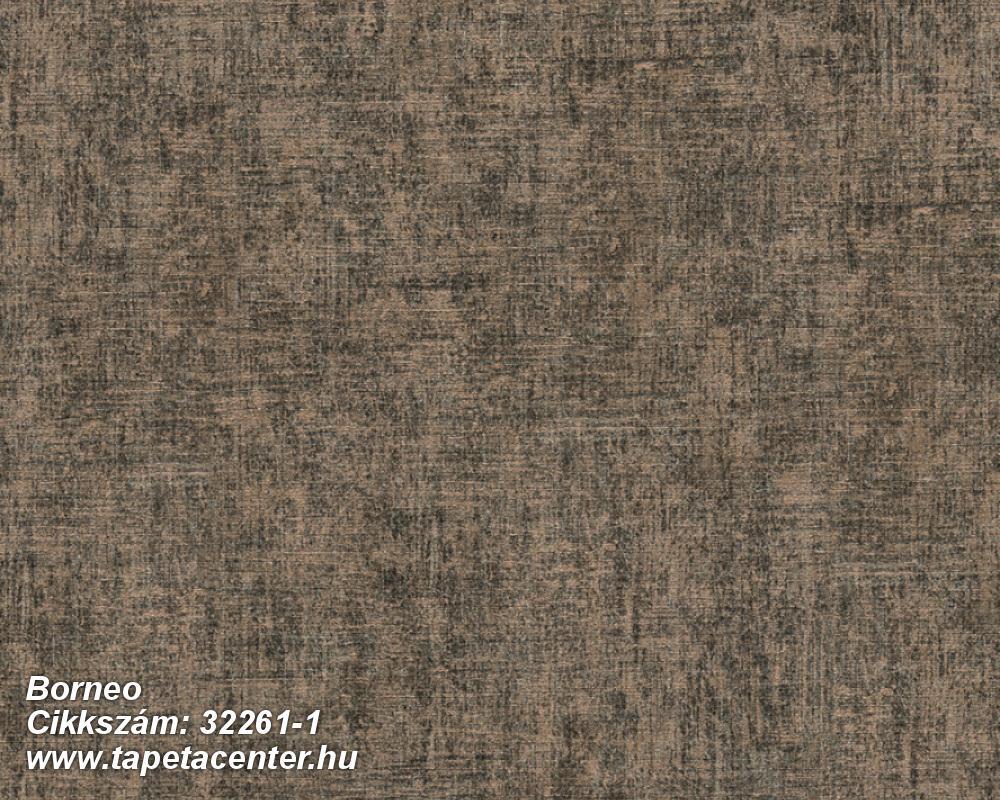 Absztrakt,különleges felületű,barna,bézs-drapp,súrolható,illesztés mentes,vlies tapéta