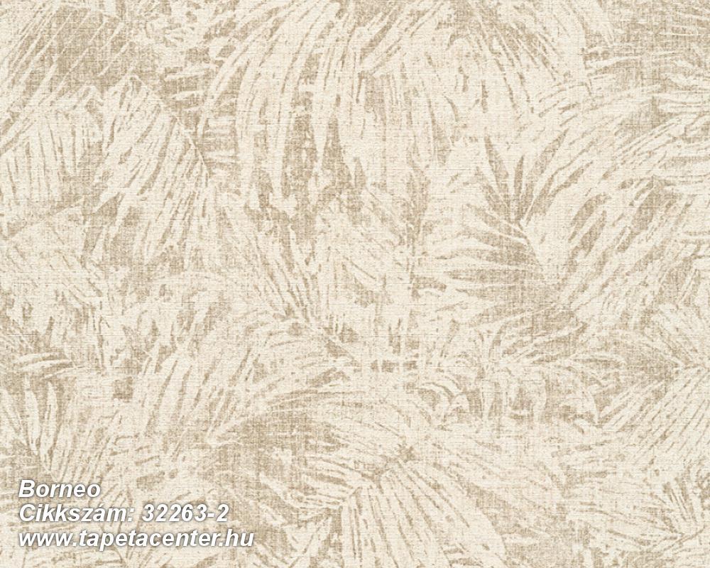 Különleges felületű,metál-fényes,természeti mintás,bézs-drapp,vajszín,súrolható,vlies tapéta
