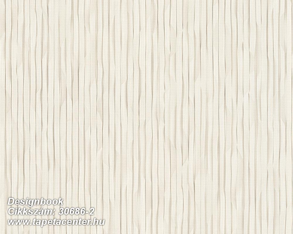 Csíkos,fa hatású-fa mintás,különleges felületű,bézs-drapp,fehér,gyöngyház,súrolható,illesztés mentes,vlies tapéta
