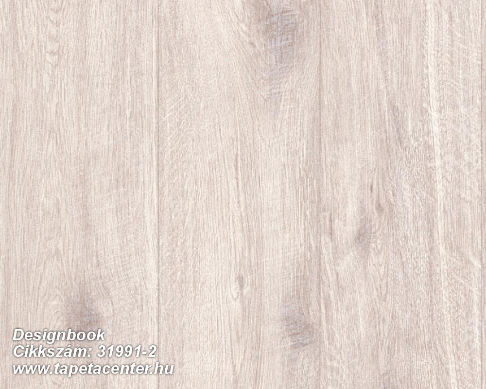Fa hatású-fa mintás,bézs-drapp,fehér,pink-rózsaszín,szürke,lemosható,illesztés mentes,vlies tapéta
