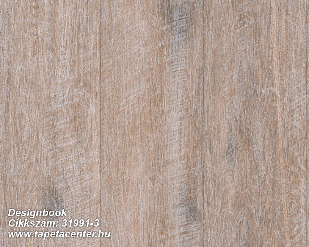 Fa hatású-fa mintás,különleges felületű,retro,barna,szürke,zöld,lemosható,illesztés mentes,vlies tapéta