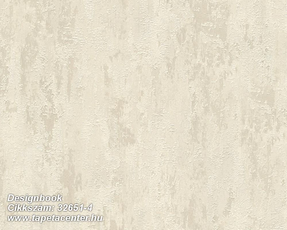 Fémhatású - indusztriális,kőhatású-kőmintás,bézs-drapp,súrolható,vlies tapéta