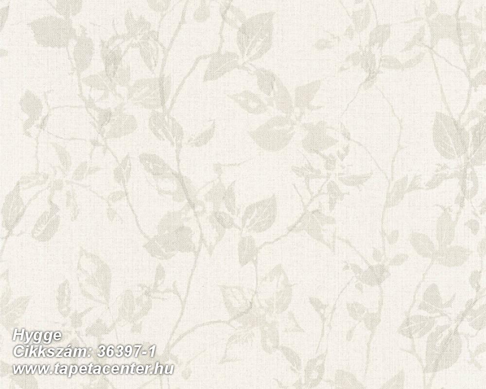 Természeti mintás,textilmintás,bézs-drapp,szürke,lemosható,vlies tapéta