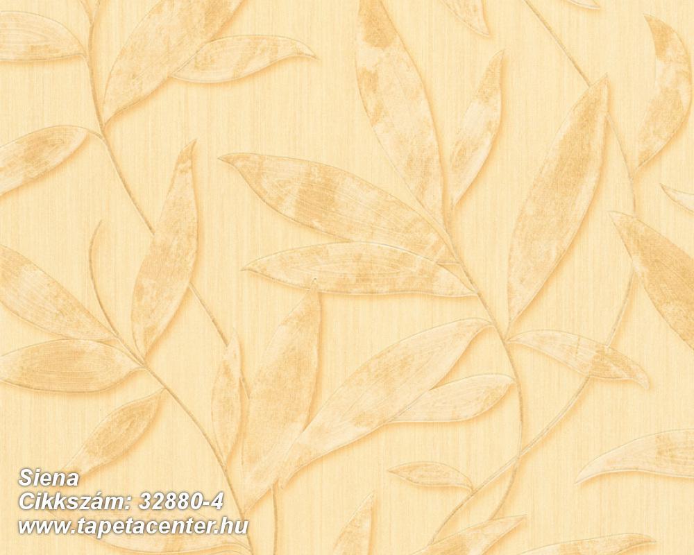 Különleges felületű,metál-fényes,természeti mintás,textil hatású,arany,barna,bézs-drapp,sárga,súrolható,vlies tapéta