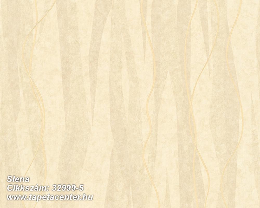 Absztrakt,csíkos,különleges felületű,metál-fényes,textil hatású,arany,bézs-drapp,súrolható,vlies tapéta