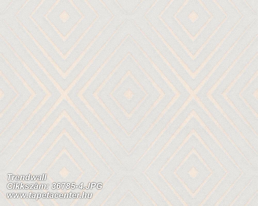 3d hatású,geometriai mintás,pink-rózsaszín,szürke,súrolható,vlies tapéta