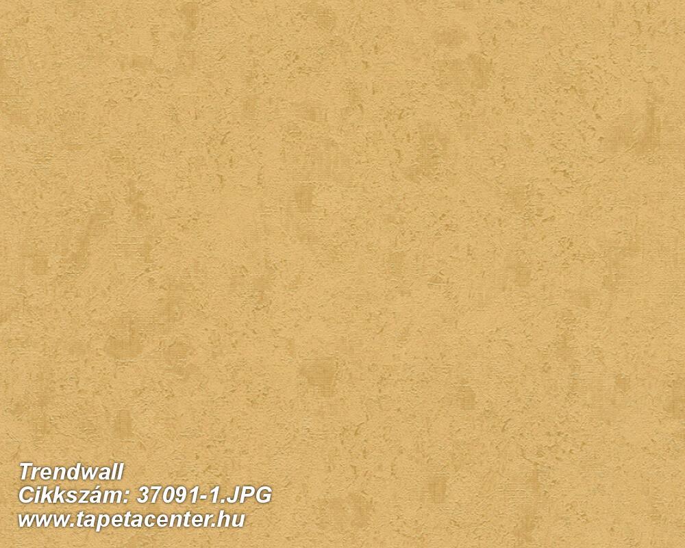 Egyszínű,arany,súrolható,illesztés mentes,vlies tapéta