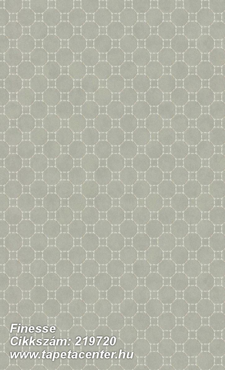 Absztrakt,geometriai mintás,különleges felületű,gyöngyház,zöld,lemosható,vlies tapéta