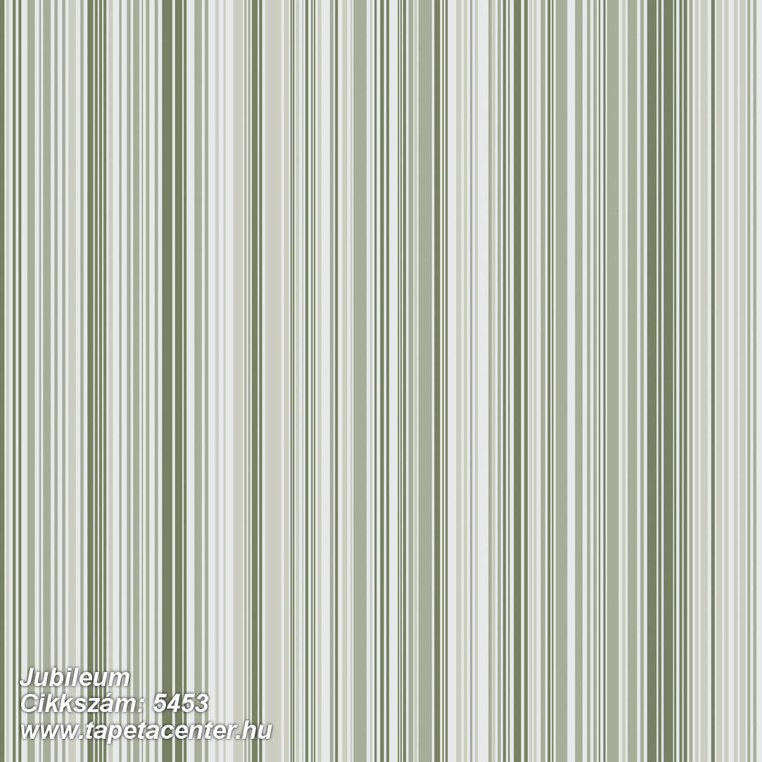 Csíkos,fehér,zöld,lemosható,illesztés mentes,vlies tapéta
