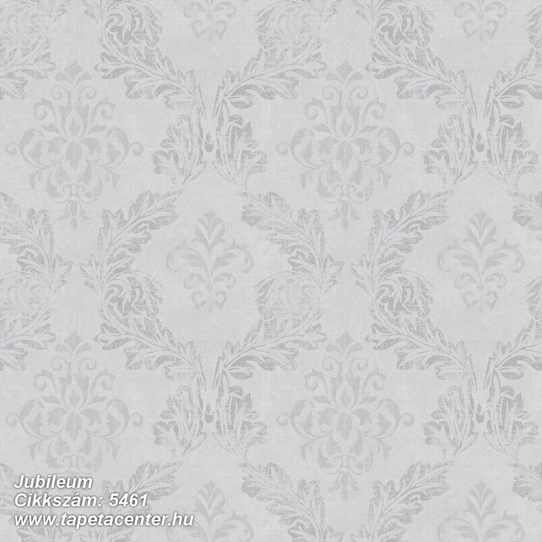 Barokk-klasszikus,fekete,szürke,lemosható,vlies tapéta