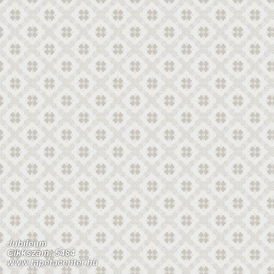 Geometriai mintás,kockás,retro,virágmintás,bézs-drapp,szürke,lemosható,vlies tapéta