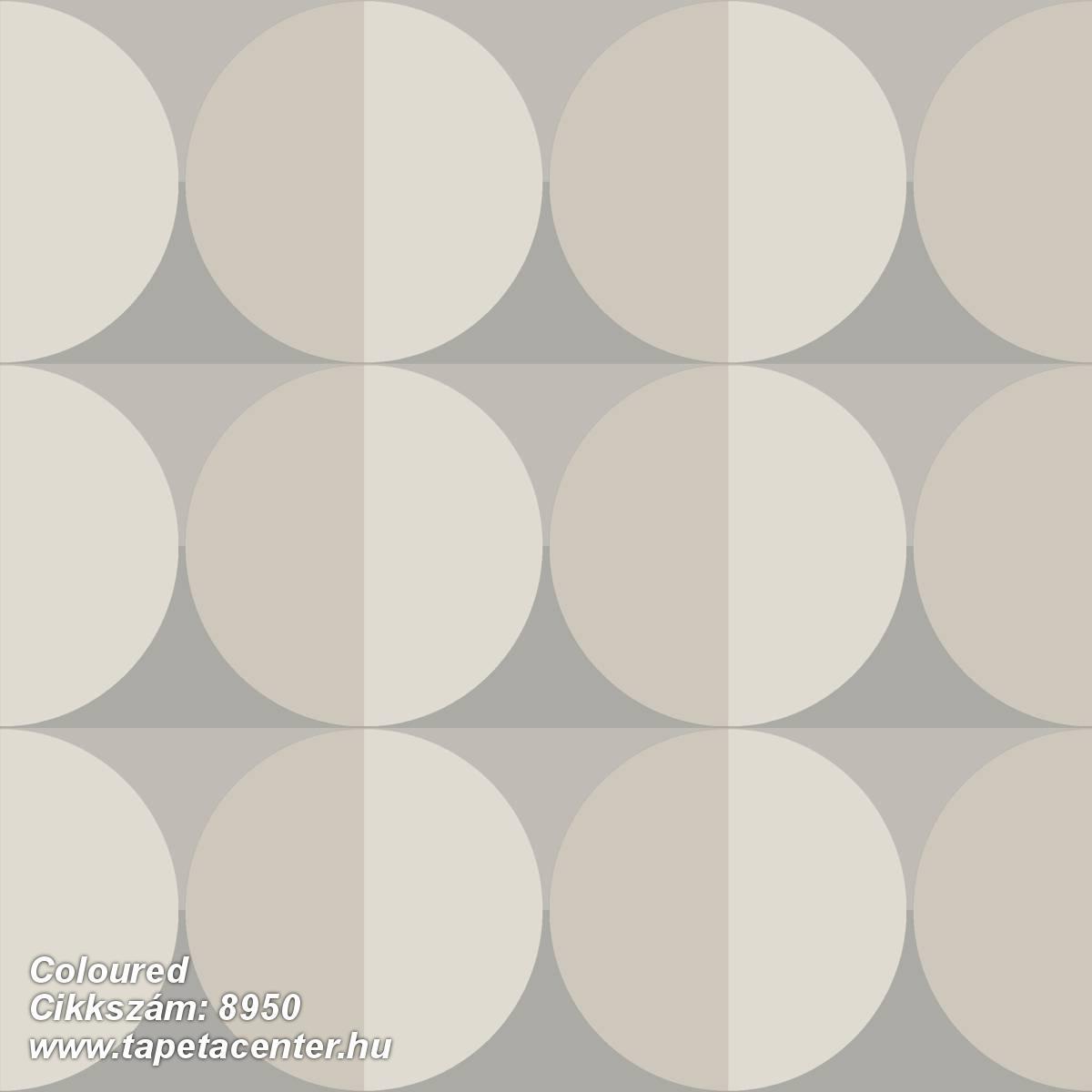 Geometriai mintás,különleges felületű,bézs-drapp,szürke,lemosható,vlies tapéta