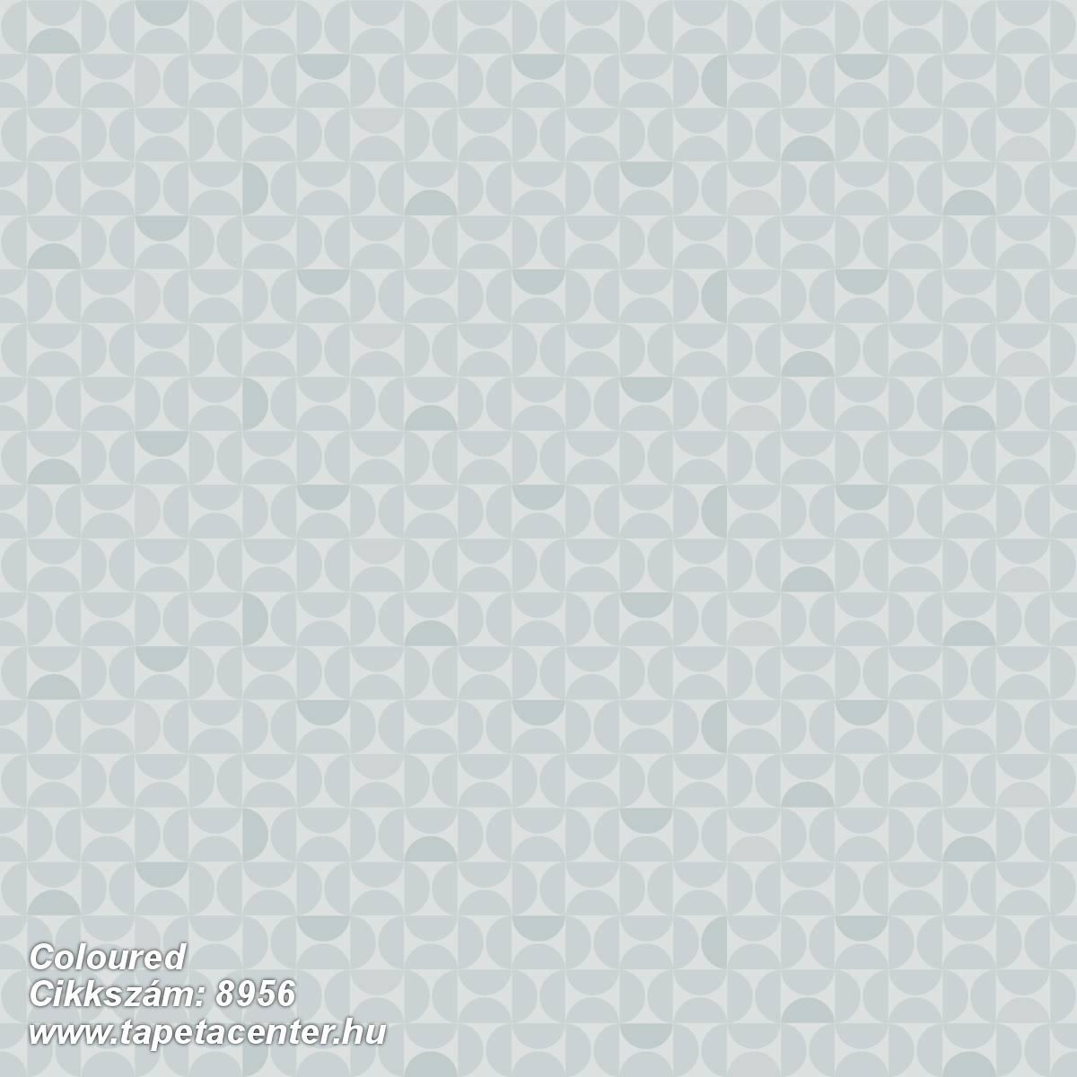 Geometriai mintás,különleges felületű,kék,lemosható,vlies tapéta