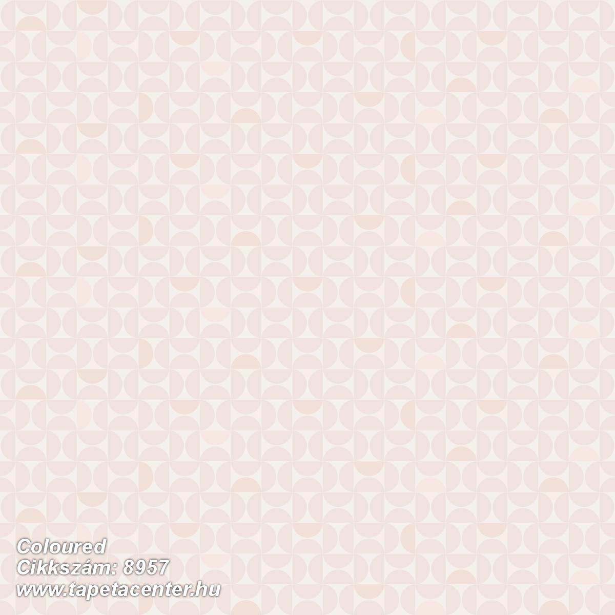 Geometriai mintás,különleges felületű,pink-rózsaszín,lemosható,vlies tapéta
