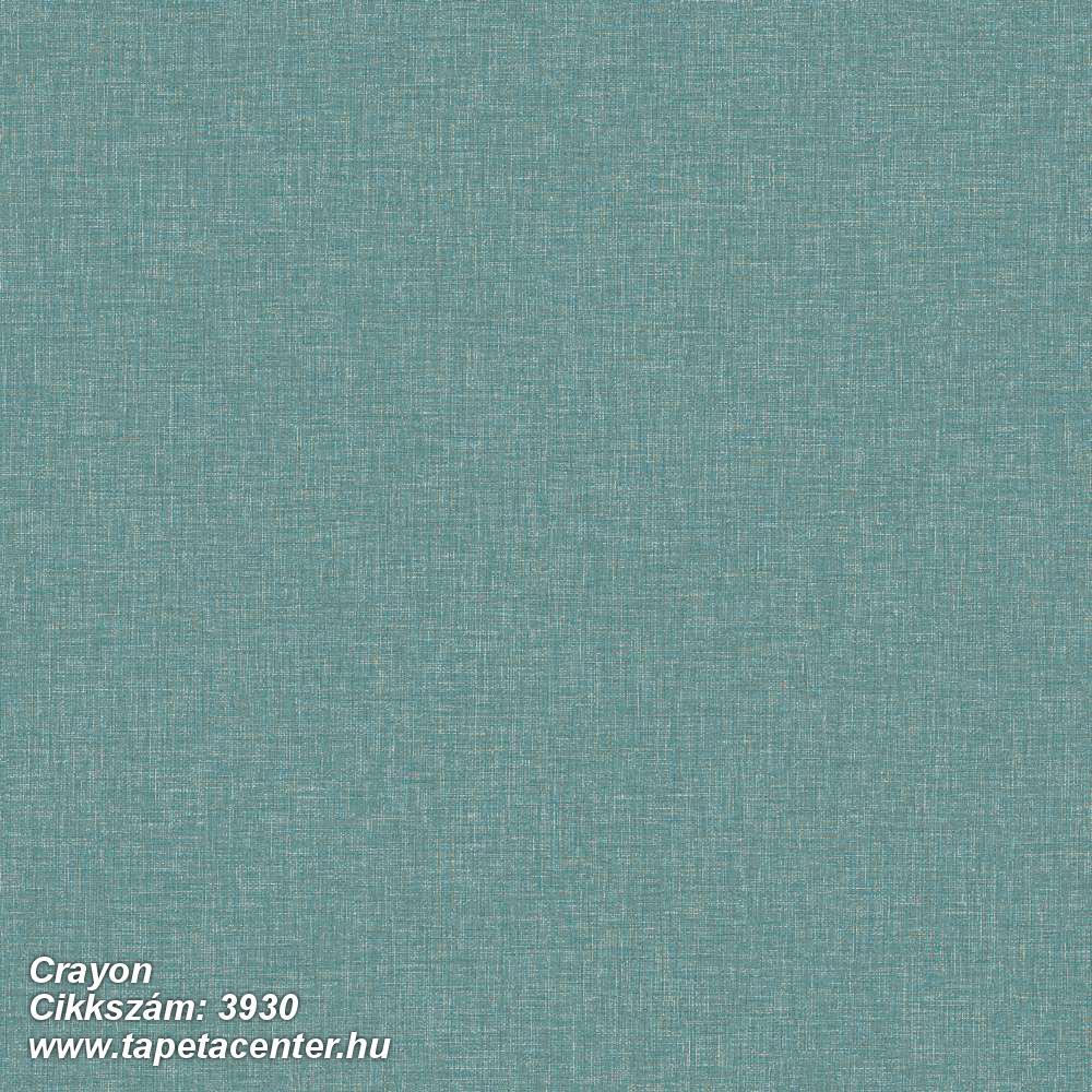 Egyszínű,textilmintás,türkiz,zöld,lemosható,illesztés mentes,vlies tapéta