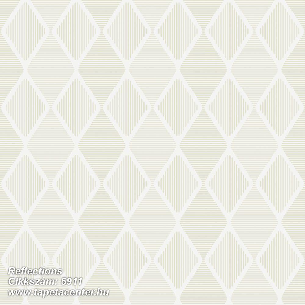 3d hatású,absztrakt,geometriai mintás,bézs-drapp,fehér,lemosható,vlies tapéta