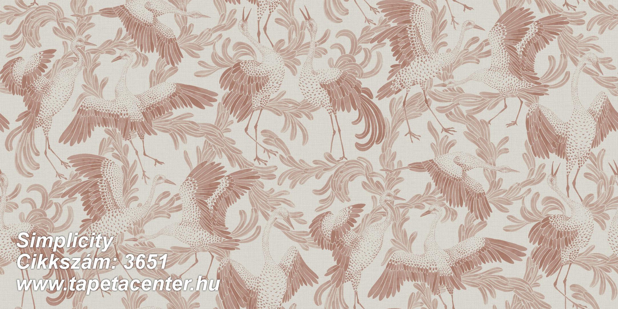 Különleges motívumos,rajzolt,természeti mintás,barna,bézs-drapp,lemosható,vlies tapéta