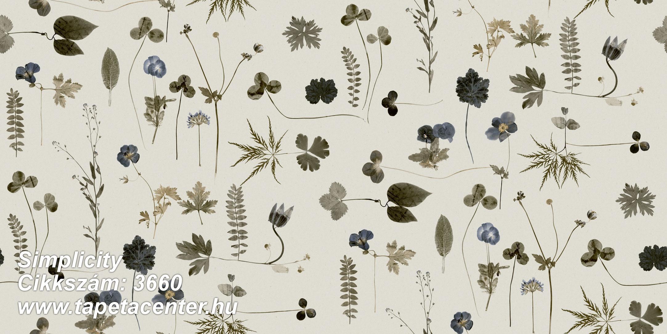 Természeti mintás,virágmintás,barna,bézs-drapp,kék,zöld,lemosható,vlies tapéta