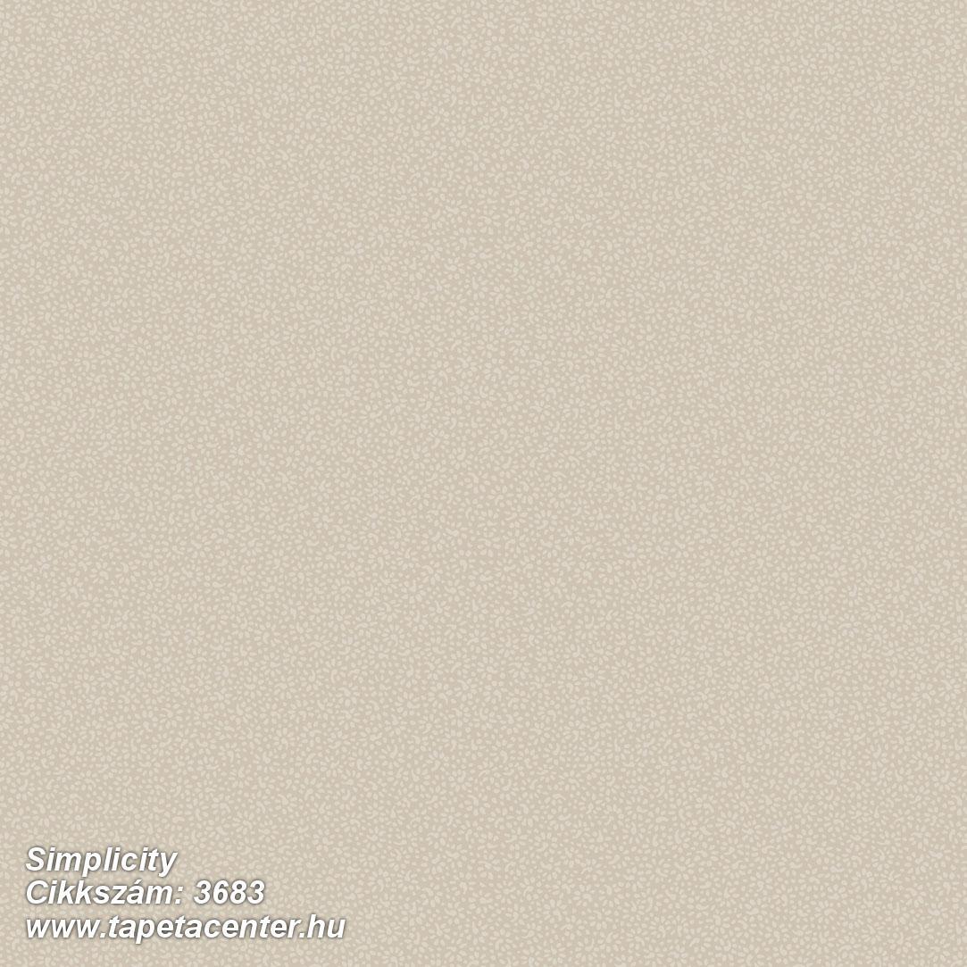Különleges motívumos,pöttyös,barna,bézs-drapp,lemosható,vlies tapéta