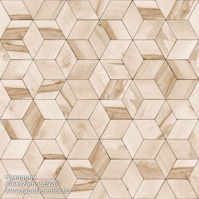 3d hatású,absztrakt,geometriai mintás,különleges felületű,különleges motívumos,bézs-drapp,lemosható,vlies tapéta