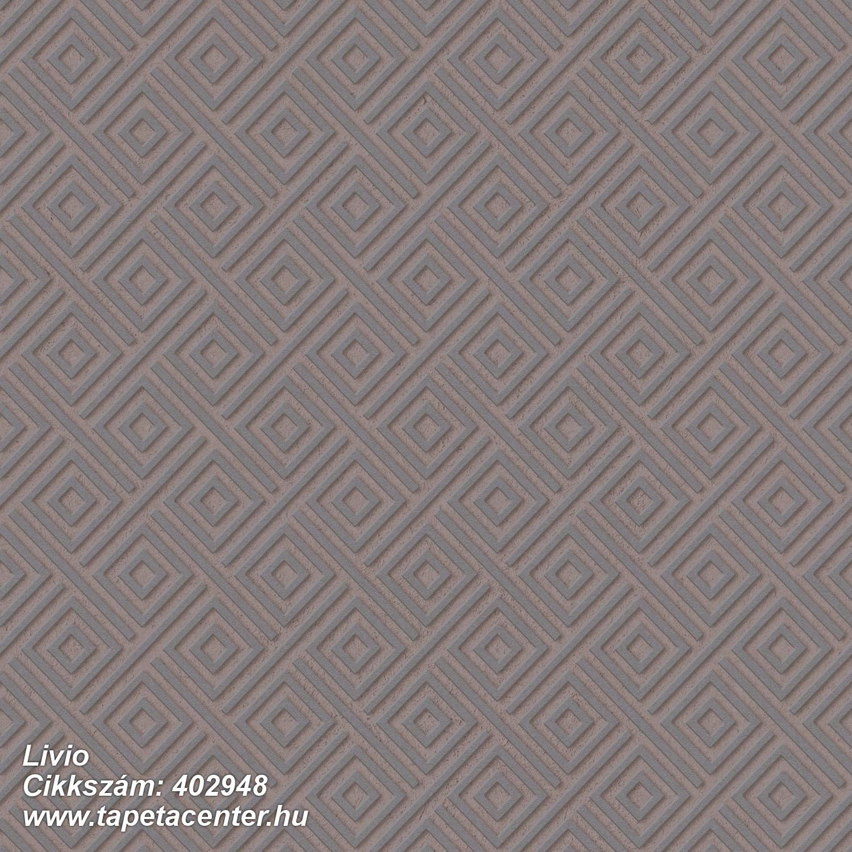 3d hatású,absztrakt,csillámos,geometriai mintás,különleges felületű,lila,szürke,lemosható,vlies tapéta