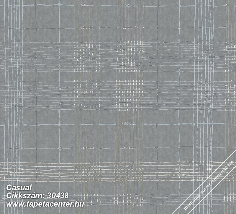 Absztrakt,geometriai mintás,különleges felületű,bronz,ezüst,szürke,súrolható,vlies tapéta