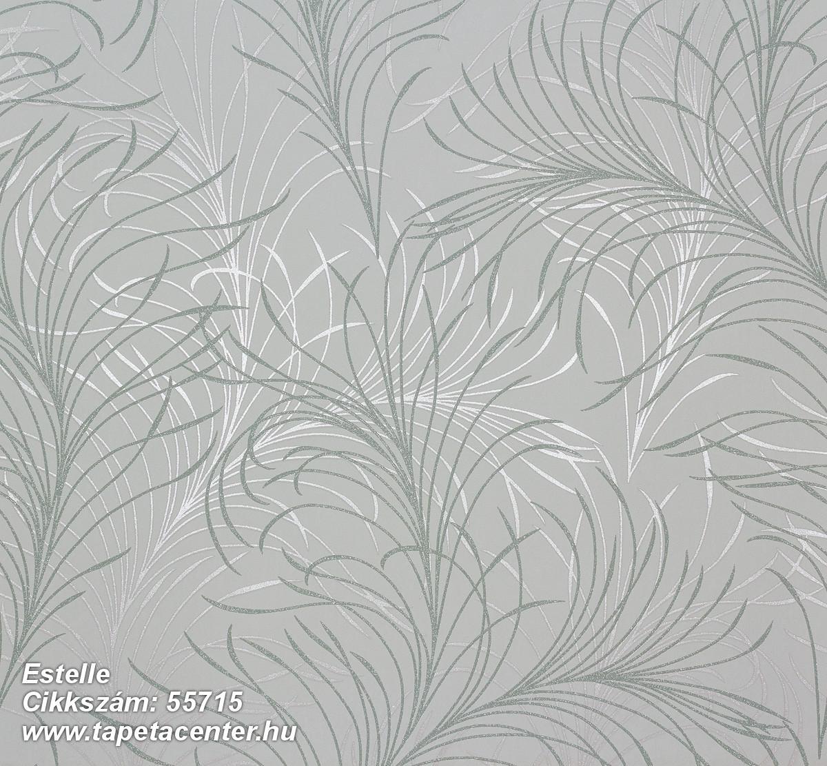 Metál-fényes,természeti mintás,virágmintás,ezüst,fehér,gyöngyház,szürke,lemosható,vlies tapéta