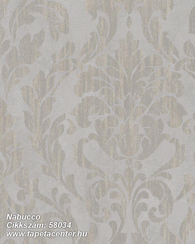 Barokk-klasszikus,bézs-drapp,lila,szürke,lemosható,vlies tapéta