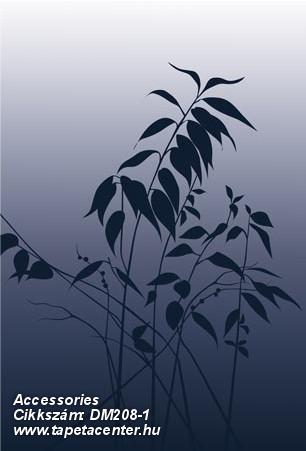Fa hatású-fa mintás,különleges motívumos,rajzolt,retro,természeti mintás,fekete,kék,lila,szürke,gyengén mosható,vlies poszter, fotótapéta