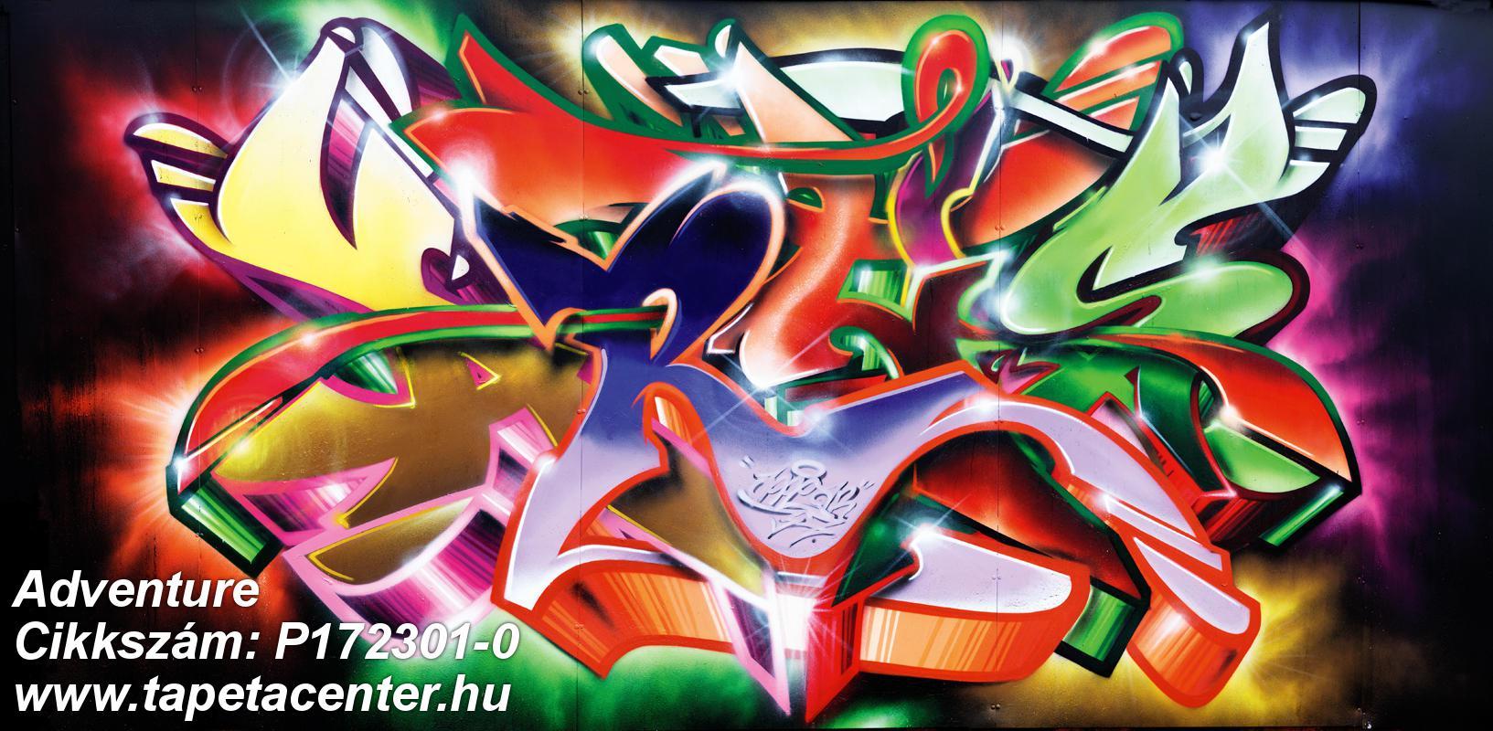 Absztrakt,feliratos-számos,gyerek,különleges motívumos,rajzolt,retro,barna,bézs-drapp,kék,lila,narancs-terrakotta,pink-rózsaszín,piros-bordó,sárga,zöld,gyengén mosható,vlies poszter, fotótapéta