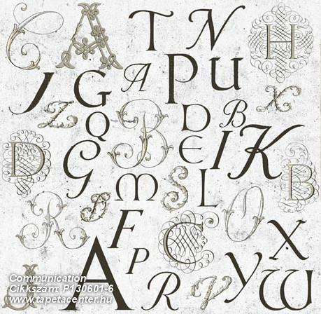 Feliratos-számos,különleges motívumos,rajzolt,arany,barna,bézs-drapp,fehér,fekete,szürke,gyengén mosható,vlies poszter, fotótapéta