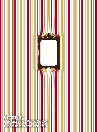Absztrakt,csíkos,retro,fehér,fekete,piros-bordó,zöld,gyengén mosható,vlies poszter, fotótapéta