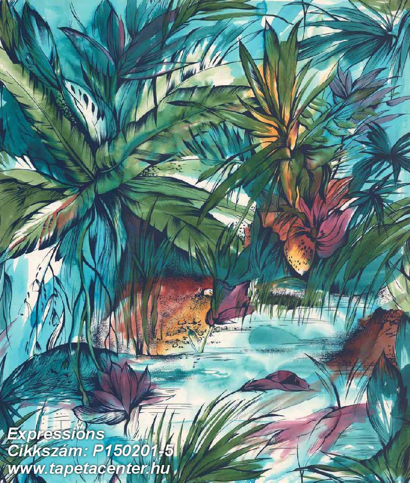 Fa hatású-fa mintás,rajzolt,retro,természeti mintás,kék,lila,piros-bordó,zöld,gyengén mosható,vlies poszter, fotótapéta