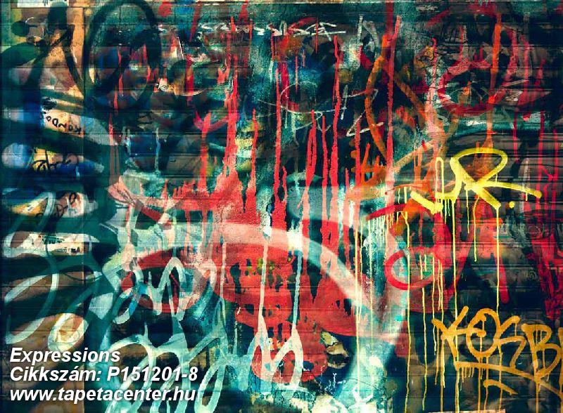 Absztrakt,feliratos-számos,gyerek,rajzolt,retro,fehér,fekete,kék,piros-bordó,sárga,zöld,gyengén mosható,vlies poszter, fotótapéta
