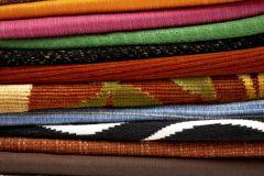3d hatású,fotórealisztikus,retro,textilmintás,barna,fehér,fekete,kék,szürke,zöld,gyengén mosható,vlies poszter, fotótapéta