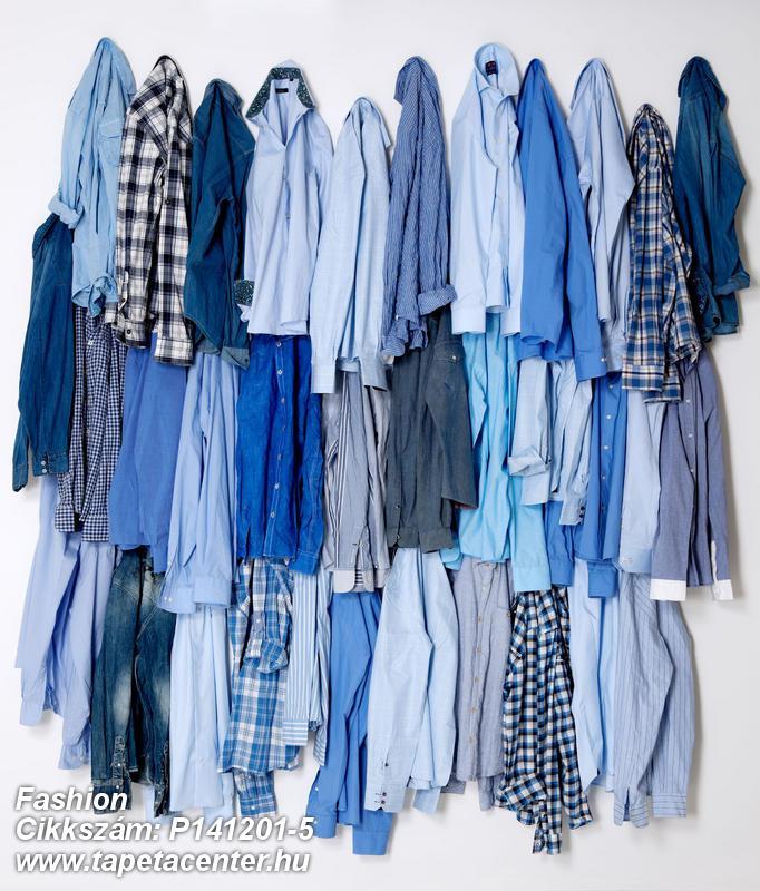 3d hatású,fotórealisztikus,textilmintás,fehér,kék,gyengén mosható,vlies poszter, fotótapéta