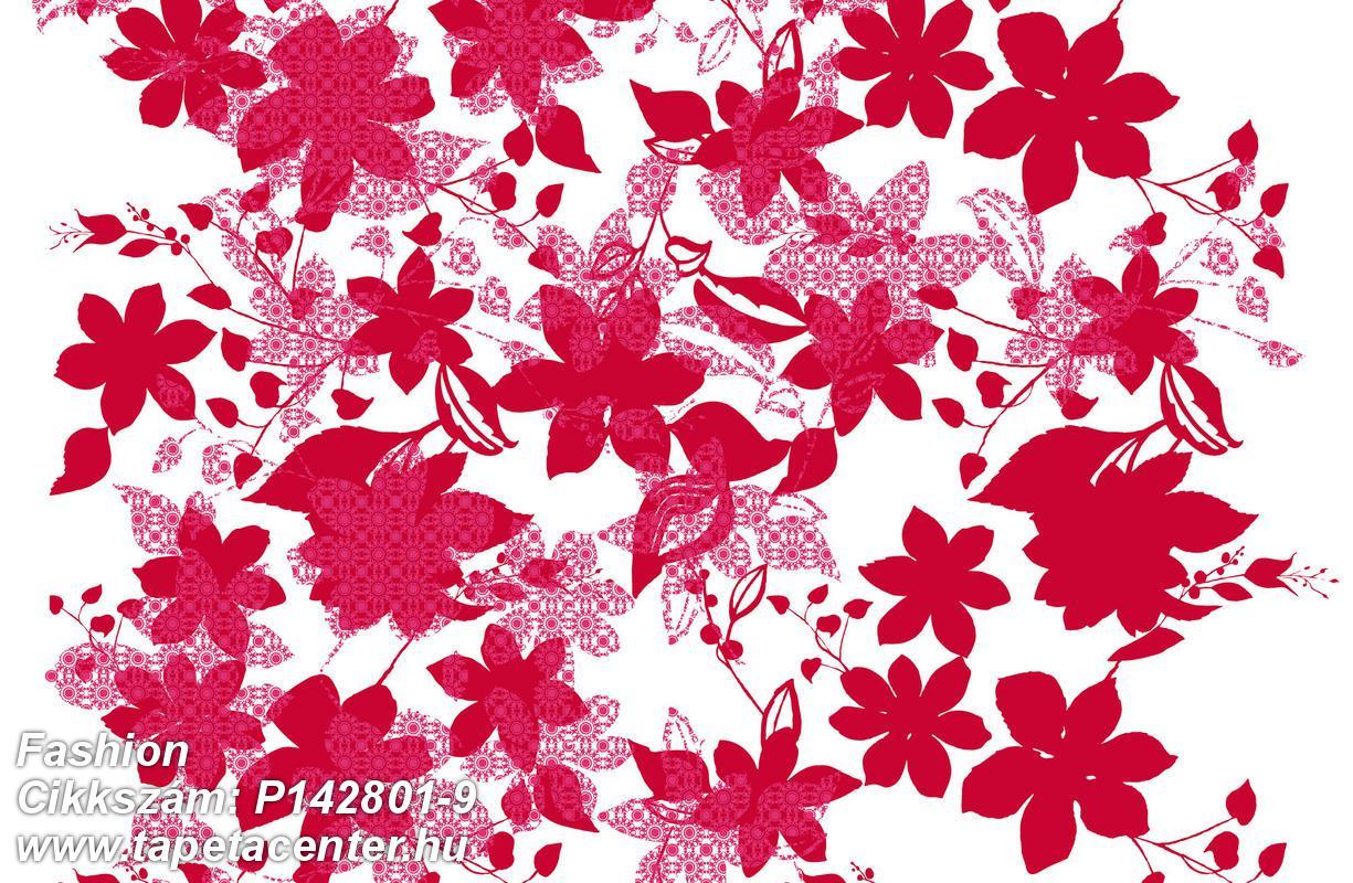 Absztrakt,konyha-fürdőszobai,rajzolt,retro,természeti mintás,virágmintás,fehér,pink-rózsaszín,piros-bordó,gyengén mosható,vlies poszter, fotótapéta