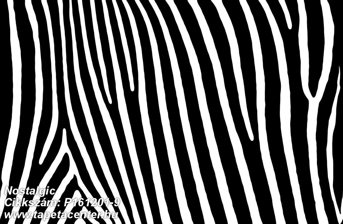 Absztrakt,csíkos,geometriai mintás,különleges motívumos,rajzolt,retro,fehér,fekete,gyengén mosható,vlies poszter, fotótapéta
