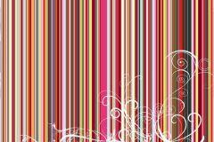 Csíkos,különleges motívumos,rajzolt,retro,barna,bézs-drapp,kék,lila,narancs-terrakotta,pink-rózsaszín,piros-bordó,sárga,szürke,vajszín,zöld,gyengén mosható,vlies poszter, fotótapéta