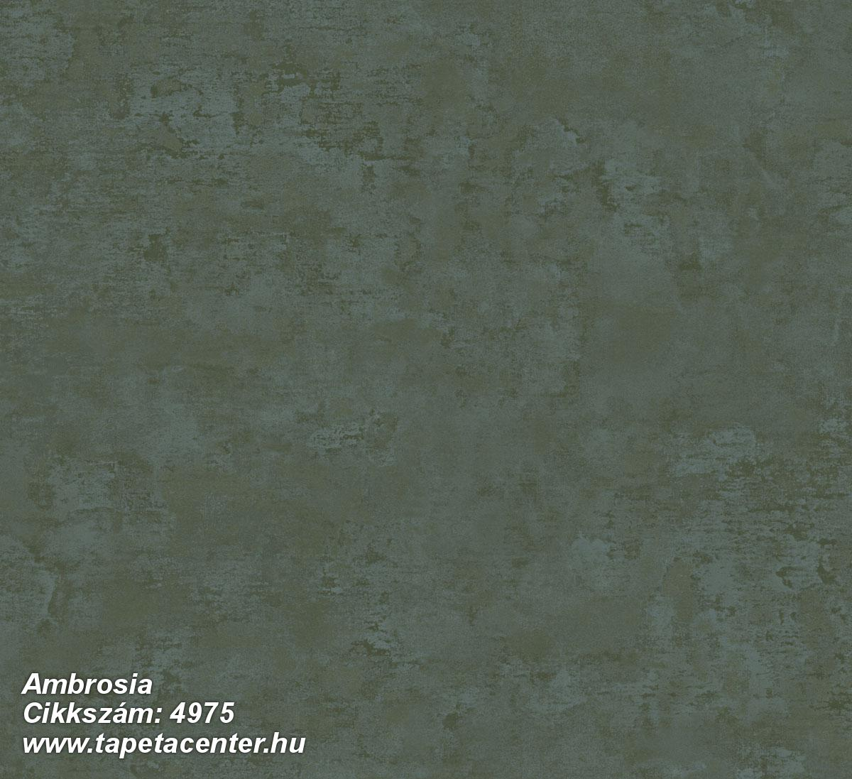 Barokk-klasszikus,kőhatású-kőmintás,szürke,zöld,súrolható,vlies tapéta