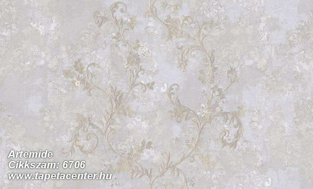 Barokk-klasszikus,különleges felületű,különleges motívumos,textil hatású,virágmintás,bézs-drapp,kék,lila,vajszín,súrolható,vlies tapéta