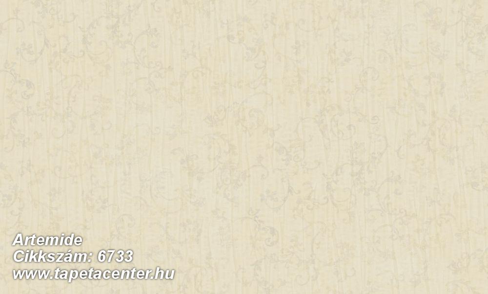 Barokk-klasszikus,különleges felületű,különleges motívumos,textil hatású,ezüst,vajszín,zöld,súrolható,vlies tapéta