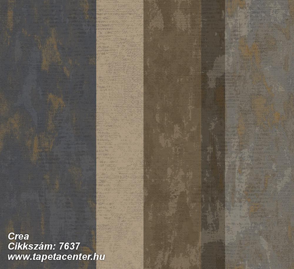 Barokk-klasszikus,csíkos,textil hatású,arany,barna,bézs-drapp,súrolható,illesztés mentes,vlies tapéta