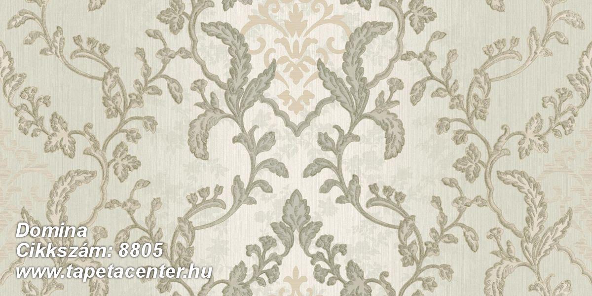 Barokk-klasszikus,barna,bézs-drapp,szürke,súrolható,vlies tapéta
