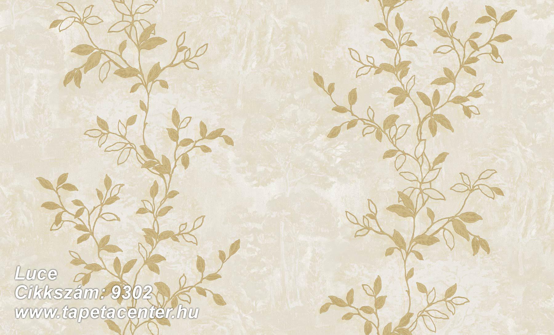 Különleges felületű,természeti mintás,arany,bézs-drapp,súrolható,vlies tapéta