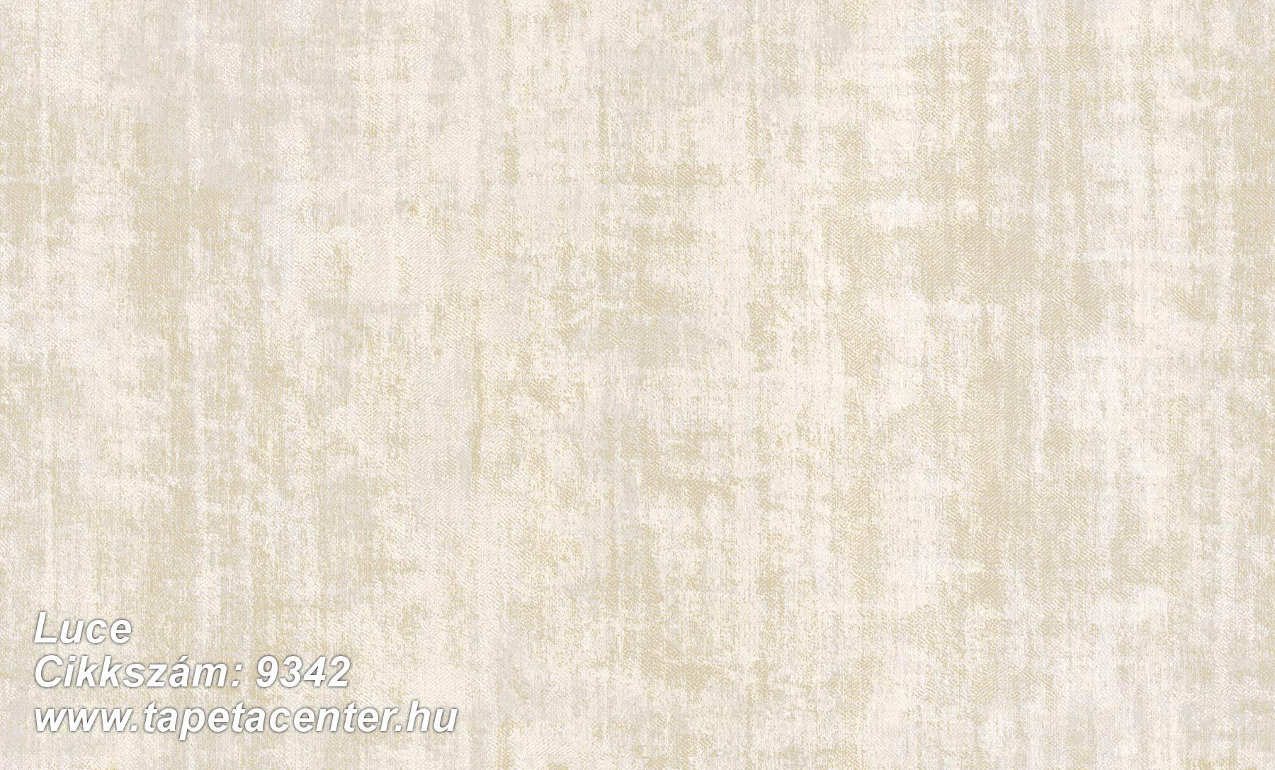 Egyszínű,textil hatású,bézs-drapp,súrolható,vlies tapéta