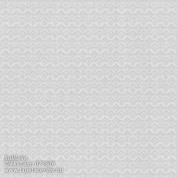 Geometriai mintás,fehér,szürke,vlies tapéta