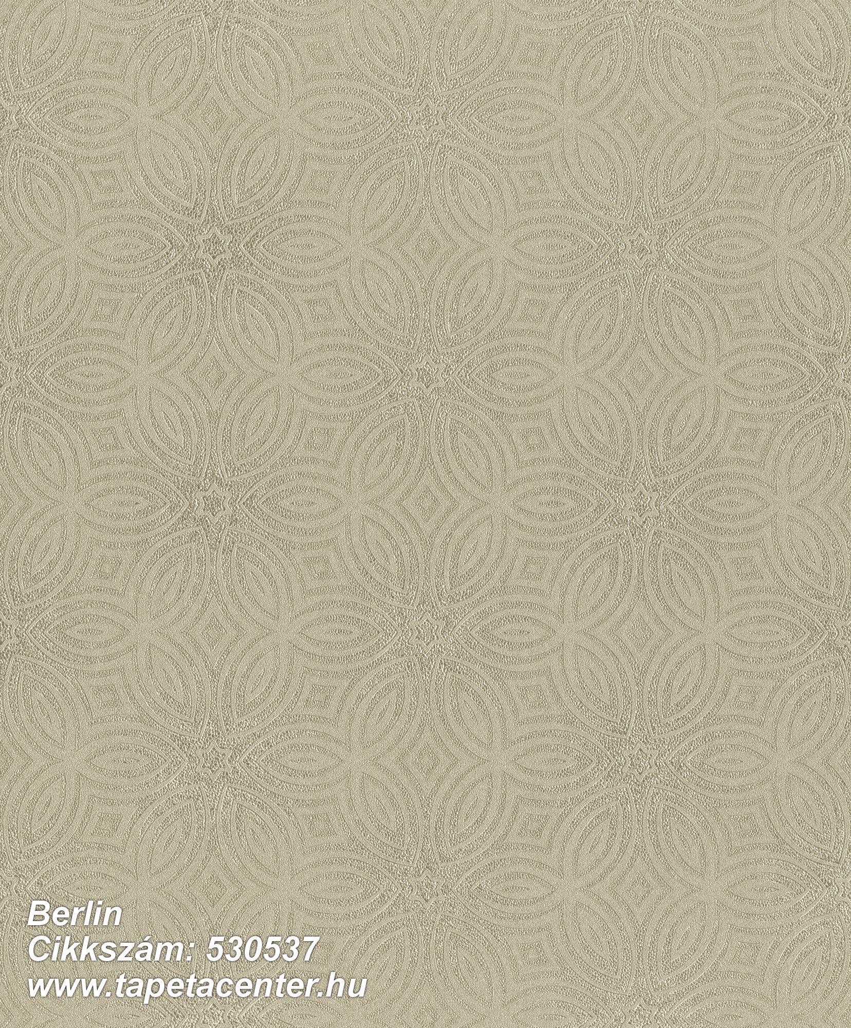 Absztrakt,különleges felületű,metál-fényes,virágmintás,arany,lemosható,vlies tapéta